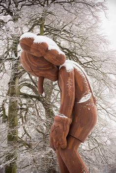 KAWS has brought some pretty cool cartoons to the Yorkshire Sculpture Park. We may have to take a trip up there!XX XX KAWS XX ARTIST XX XX More Pins Like This At FOSTERGINGER @ Pinterest XXXX