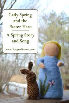 Spring Is Coming: A Sweet Story and Song for Spring and Easter