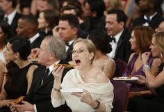 That's my favorite oscars picture
