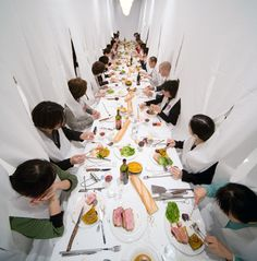 Food experience design