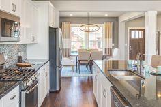 Walnut Craftsman - C2 Floor Plan - Kitchen - Waterstone Village - Newburgh, IN