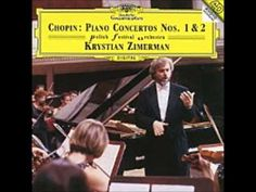 Krystian Zimerman Plays Chopin Piano Concerto No.1 【High Quality】【Complete】 - YouTube