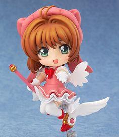 Cardcaptor Sakura Nendoroid Figur Sakura Kinomoto 10 cm Card Captor Sakura - Hadesflamme - Merchandise - Onlineshop für alles was das (Fan) Herz begehrt!