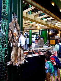 The Glorious Twelfth: Where To Buy Game meat In London