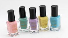 Barry M collection pastels