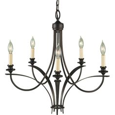 Boulevard Five Light Chandelier Murray Feiss Candles Without Shades Chandeliers Ceiling Li