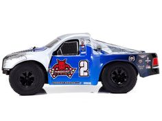 RedCat Racing Caldera SC 10E Short Course Truck 1/10 Scale Brushless Electric - BLUE