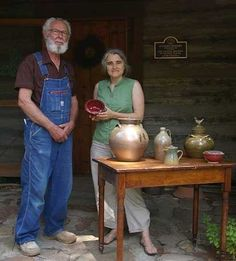 Pam and Vernon Owens: Thankfully, lots of potters have talent and patience to make art that adds so much beauty to our homes.