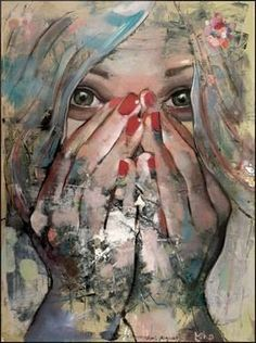 It was rather beautiful: the way he put her insecurities to sleep. The way he dove into her eyes and starved all the fears and tasted all the dreams she kept coiled beneath her bones. ~Christopher Poindexter --Art Mihail Korubin