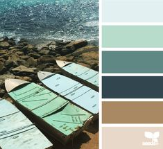 ashore hues