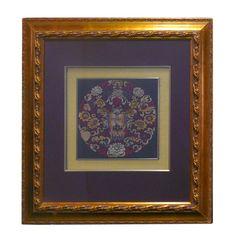 Oriental Chinese Embroidery Flower Wall Decor cs574  http://www.ebay.com/itm/Oriental-Chinese-Embroidery-Flower-Wall-Decor-cs574-/311051523966?pt=LH_DefaultDomain_0&hash=item486c1d977e  Golden Lotus Antiques 2049 S. El Camino Real, San Mateo, CA 94403 tel: 650-522-9888 goldenlotusinc@yahoo.com