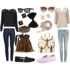 Casual Teen fashion