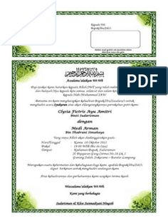 Contoh Surat Undangan Syukuran Pernikahan Microsoft Word 2010, Microsoft Office, Page Background Design, Free Mp3 Music Download, Non Fiction, Cognitive Behavioral Therapy, Projects To Try, Pdf, Templates