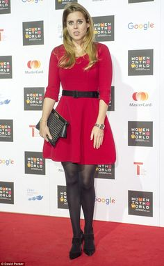 Although Princess Beatrice has made leaps and bounds in her career this year, the royal ha...