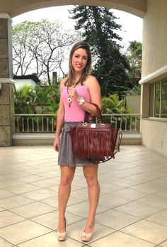 Alessandra Mattos's Leather Bags