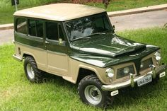 1968 Brazilian Willys Station Wagon – Photo submitted by Jesus Junior. 1968 Brazilian Willys Station Wagon – Photo submitted by Jesus Junior. Ford Rural, Classic Trucks, Classic Cars, Willys Wagon, Automobile, Vw Gol, Badass Jeep, Jeep Pickup, Truck Design