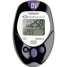Omron HJ-720ITC Pocket Pedometer ** Read more at the image link. (This is an affiliate link) #FitnessActivityMonitors