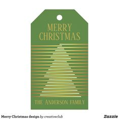 Merry Christmas design #merrychristmas #gifttags