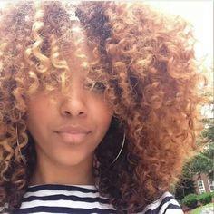 Ahh... Color... Curls