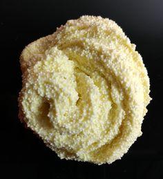 Lemon Yellow Sorbet Soft Floam w/ Micro Beads