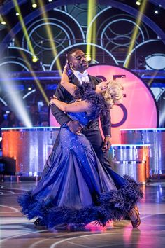 SCD Final 2016. Ore Oduba & Joanne Clifton. Showdance. Winners 2016.