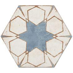 Kolekcja Argila Vintage - płytki podłogowe Andaman Decor 25,8x29