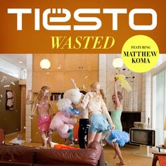 NEW MUSIC::: TIESTO FT MATTHEW KOMA – WASTED