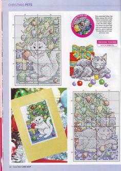 Gallery.ru / Фото #5 - Cross Stitch Card Shop 51 - WhiteAngel