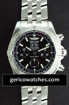 Maiken Group - Pre-Owned Breitling Windrider Blackbird, $3,995.00 (http://stores.gericowatches.com/breitling-windrider-blackbird/)