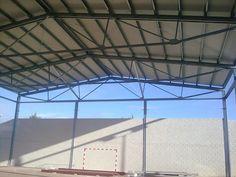 Cubiertas metalicas, Montar cubiertas metálicas y fachadas de naves industriales - Estructuras metálicas galvanizadas 678978111 , Madrid 91 616 06 61