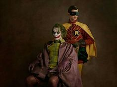 Superheroes in the 16th century