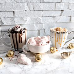 Holiday drinks on the blog