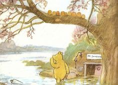 A bear of very little brain, pooh for the girls