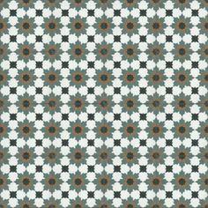 Moroccan Encaustic Cement Pattern Pre Sealed 17b