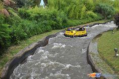 2/10 | Photo de l'attraction El Rio Grande située à Walibi Holland (Pays-Bas). Plus d'information sur notre site www.e-coasters.com !! Tous les meilleurs Parcs d'Attractions sur un seul site web !!