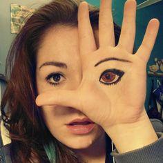 #art #eye #occhio #makeup #artist