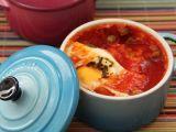 Cocotte de huevos a la flamenca