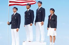 USA Olympics 2012. Rockin the Polo.