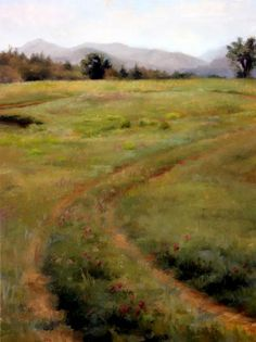 Field at Dundee Rd by Zoey Frank on Curiator, the world's biggest collaborative art collection. Painting Lessons, Painting Tips, Art Lessons, Painting Grass, City Landscape, Landscape Paintings, Collaborative Art, Art Techniques, Art Tutorials