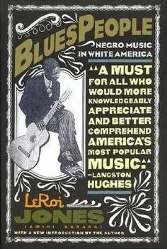 Blues People by LeRoi Jones