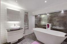 Badrum Decor Interior Design, Alcove, Bathtub, Bathroom, Decoration, Kids, Inspiration, Standing Bath, Washroom