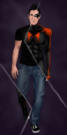 Markiplier Hero by vixicolor.deviantart.com on @deviantART