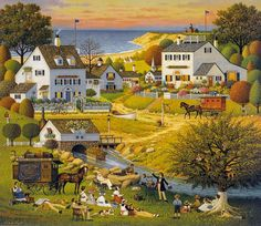 Hound of the Baskervilles - Charles Wysocki