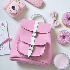 Amelia baby backpack and sweet treats www.grafea.co.uk