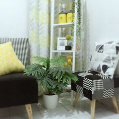 comfort space at home