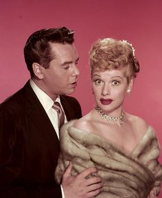 1950's Favorite TV Couple  <3 This is who Brad and I are going as! :)