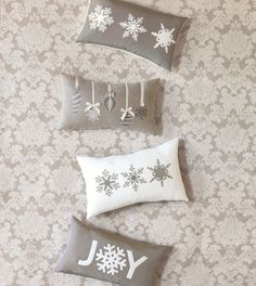 EA Holiday Luxury Home Decor by Eastern Accents - dreaming of a white christmas Collection