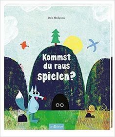 Kommst du raus spielen?: Amazon.de: Rob Hodgson, Victoria Lach: Bücher