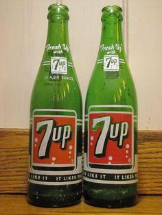Old Soda Bottles Price List | love the vintage design of these retro soda bottles.