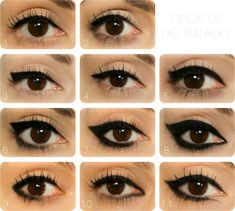 why knowing how to cat shape your eyes thorough eyeliner is all you need